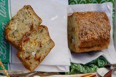 Αλμυρό κέικ με τυριά και μυρωδικά - Συνταγές | γαστρονόμος