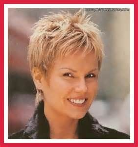 short style haircuts for women over 50