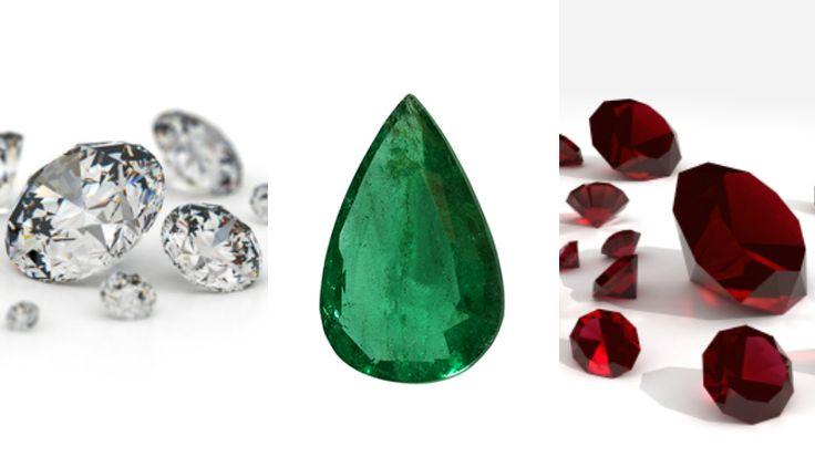 Joyería de esmeralda: adornos hechos de sangre real - Tendencias en Joyería