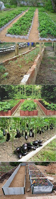 Традиционный огород: копаем один раз - Садоводка