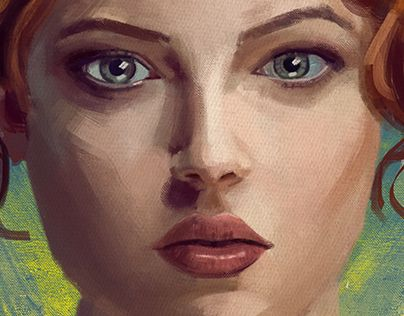 """Check out new work on my @Behance portfolio: """"Digital painting"""" http://be.net/gallery/53505343/Digital-painting"""