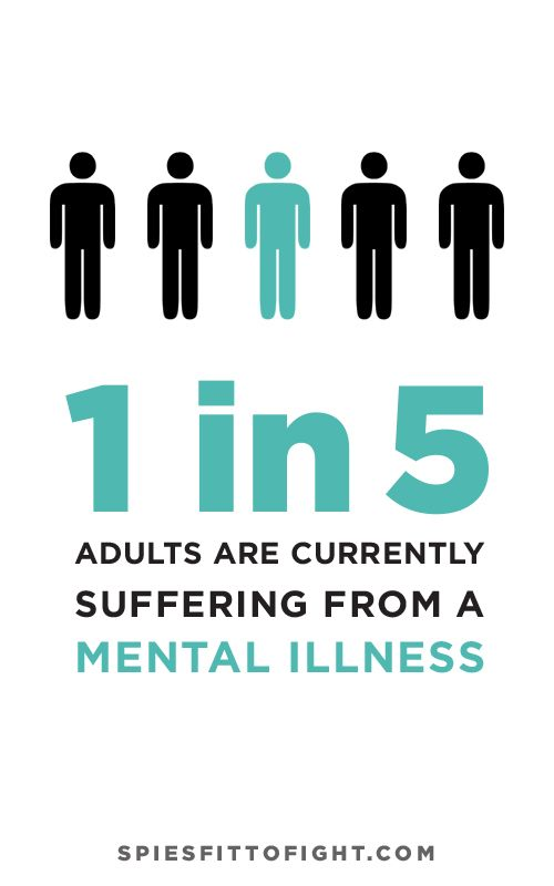 1 in 5 teens are suffering from a mental illness, according to NAMI the National Alliance on Mental Illness. Click through to read why it's important to talk about your mental health story.