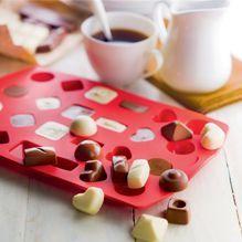 Tupperware - Chocolat garnis