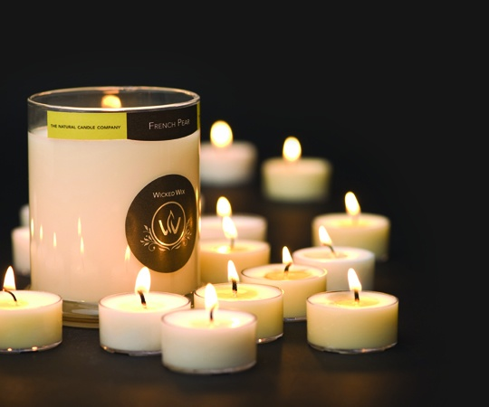Wicked Wix - The Natural Candle Company based in Australia