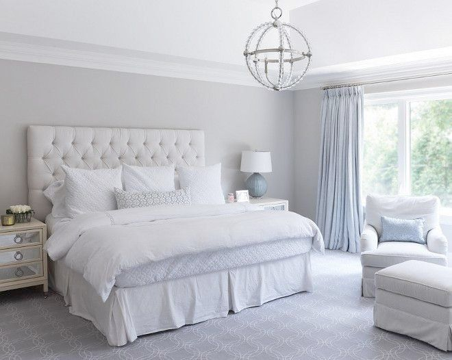 Lovely Grey Paint Colors For Bedroom Gray Paint Color Benjamin