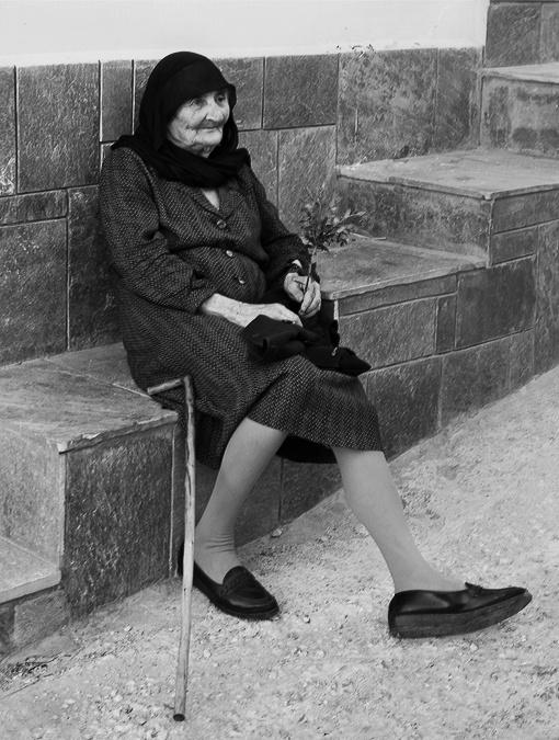 Loneliness, Vaggelis Fragiadakis, 2007.