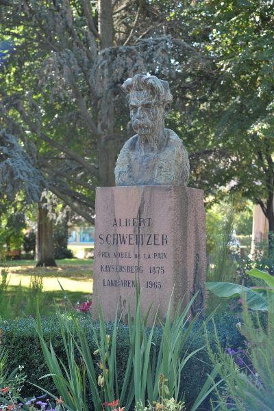 Musée du docteur Schweitzer - Kaysersberg Vignoble