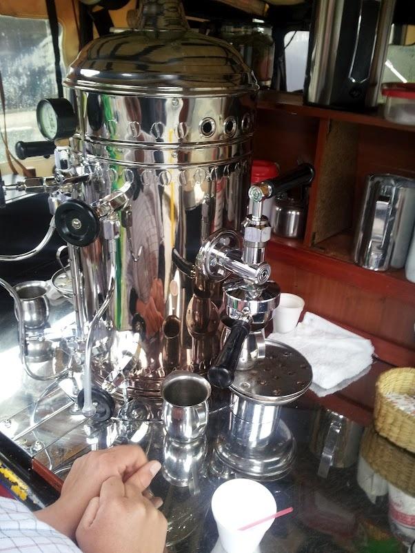 Bogota Coffee :P