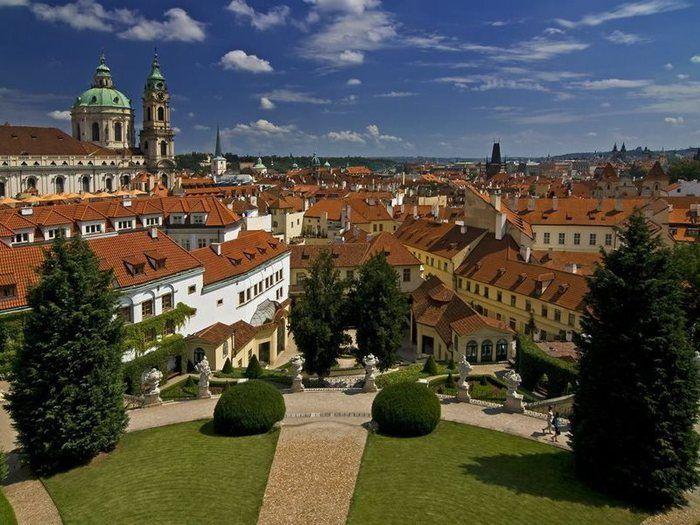 Il Barocco nel verde della Repubblica Ceca - Nel Mondo - ANSA.it