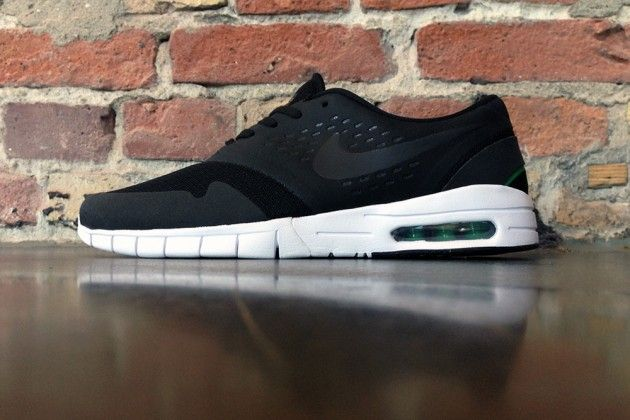 Nike Eric Koston 2 Max - a combination of Nike Free technology, the air bubble and the iconic Koston skateboard shoe