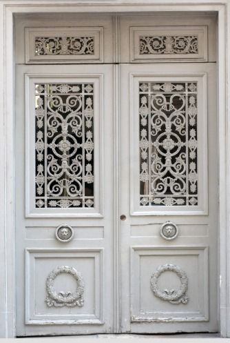French Design: Iconic French Door Hardware - ...Along the Left Bank…Along the Left Bank