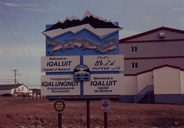 iqaluit nunavut foods