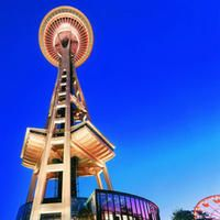Seattle CityPass -  Admission to Space Needle Admission to Seattle Aquarium 1-hour Argosy Harbor Cruise Choice ticket: EMP Museum OR Woodland Park Zoo Choice ticket: Pacific Science Center (plus one regular IMAX) OR Chihuly Garden and Glass - valid for a year, or 9 days after first use. - $70