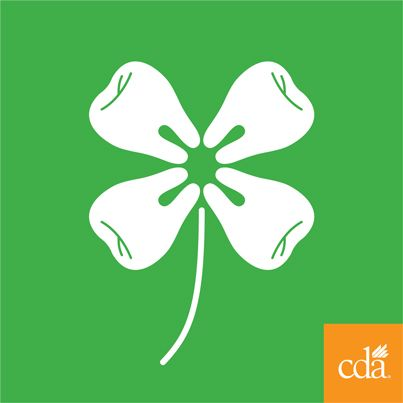 Don't forget to wear green on Monday, March 17th! Happy St. Patrick's day, dental style. #teeth #stpatricks