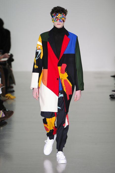 Agi and Sam na London Menswear Fashion Week jesień-zima 2015/16