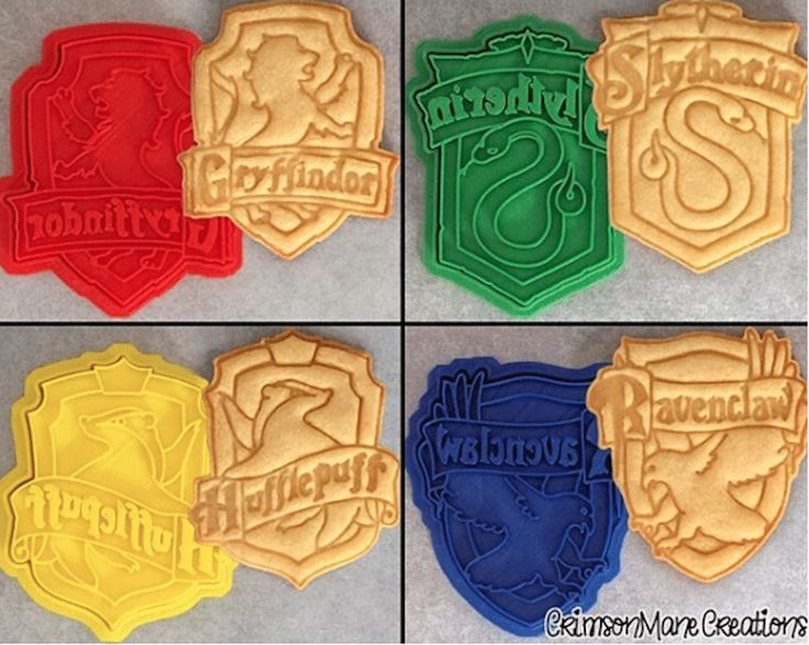 Etsy Is Selling Harry Potter Cookie Cutters And We Need Them