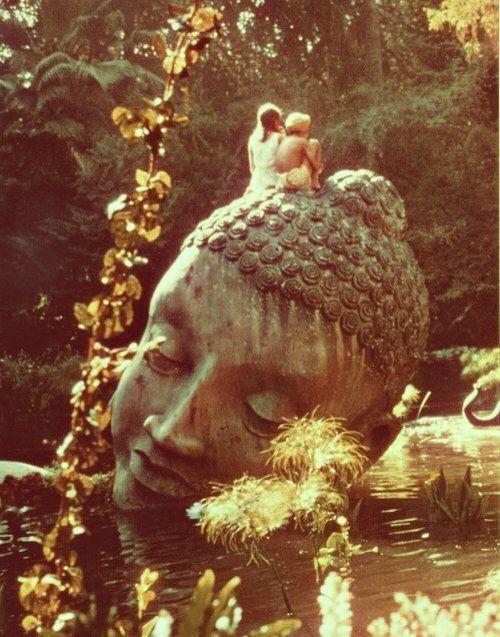 Budha de A princesinha