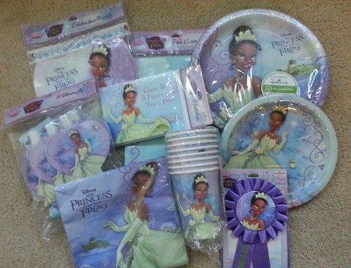 Princess Tiana Party Supplies Uk Unique Birthday Party Ideas And
