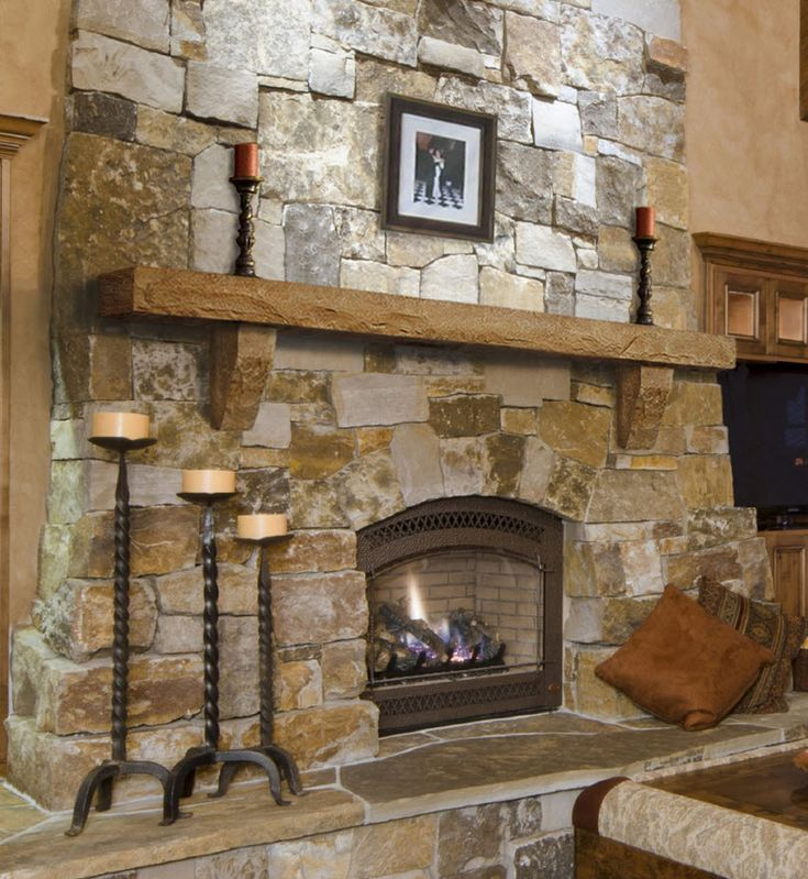 20 Best Rock Wall And Fireplace Images On Pinterest Rock