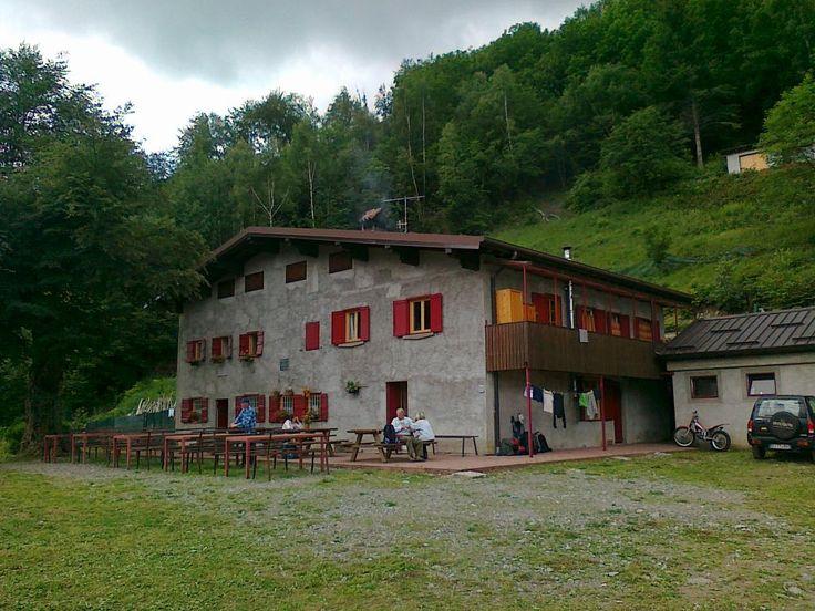 Rifugio Riva - Grigna