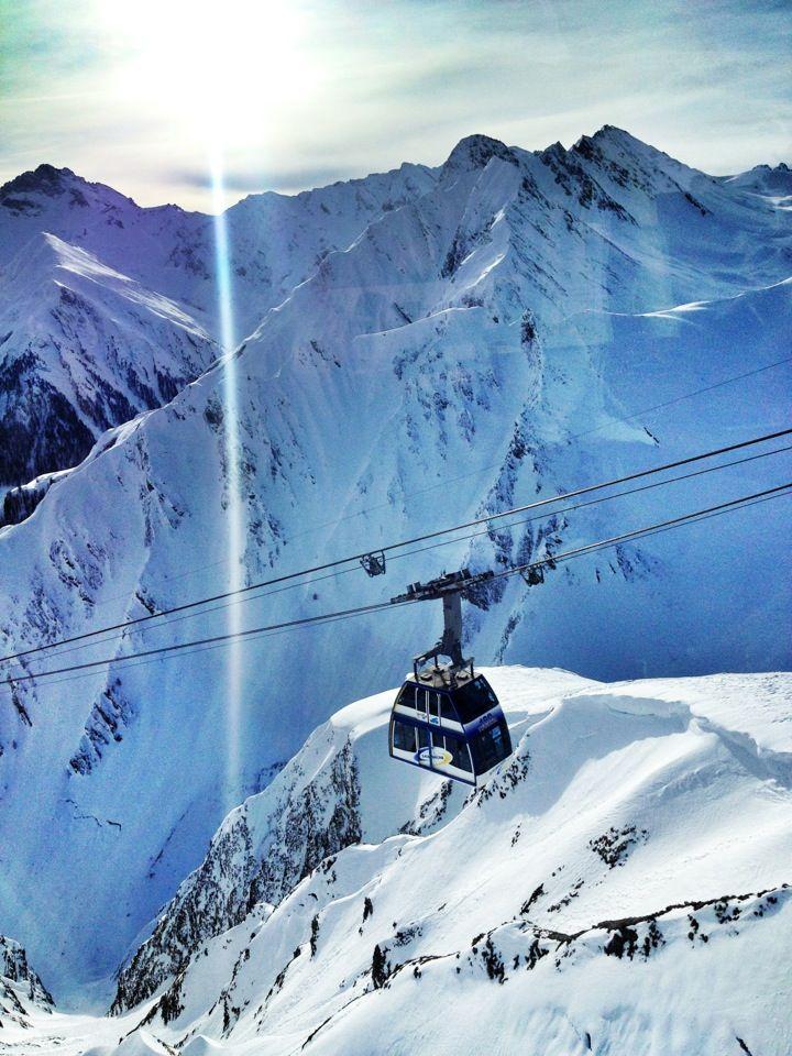 Ischgl paikassa Tyrol