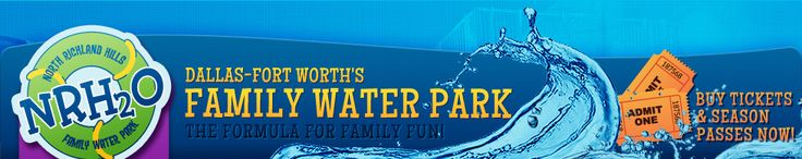 DFW Family Water Park NRH20.