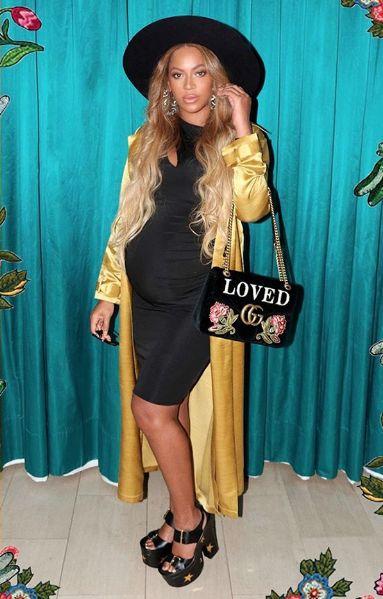 Les photos de Beyoncé enceinte sur Instagram - Les looks de Beyonce enceinte sur Instagram