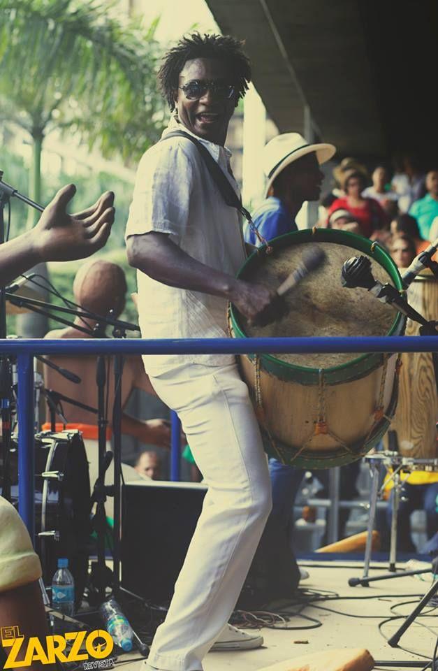 Punta-Talón y Marimba. — con Etiel Loango Alegria y Herencia de Timbiqui.