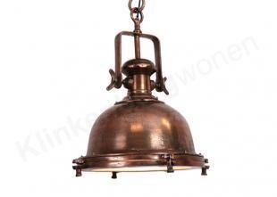 Thor hanglamp Copper Iluce