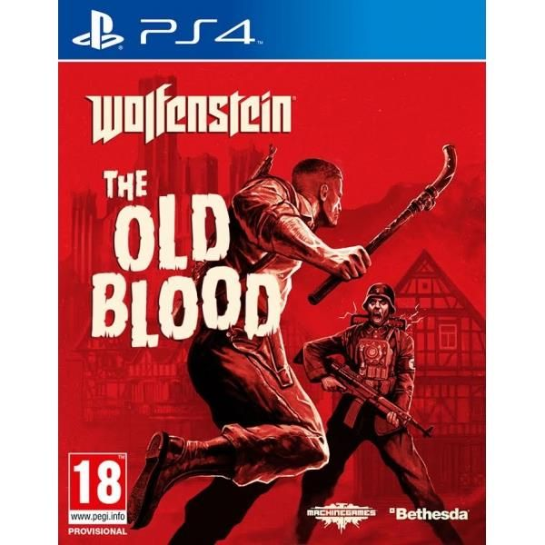 Wolfenstein The Old Blood PS4 Game | http://gamesactions.com shares #new #latest #videogames #games for #pc #psp #ps3 #wii #xbox #nintendo #3ds