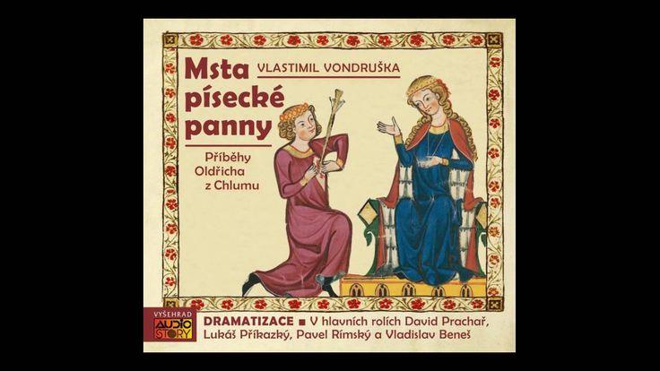 Vlastimil Vondruška - Msta písecké panny (Detektivka, Audioknihy, Mluven...