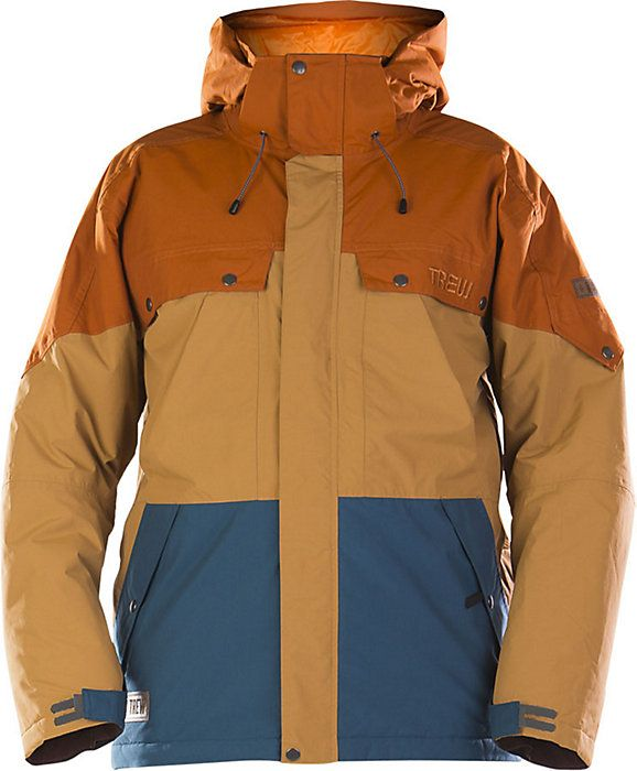 Trew Gear Hunter Jacket - Men's Ski Jacket - Outerwear - Coat - 2014 - Christy Sports