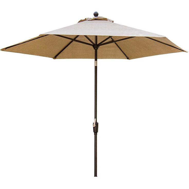 "Hanover Traditions 11"" Market Umbrella"