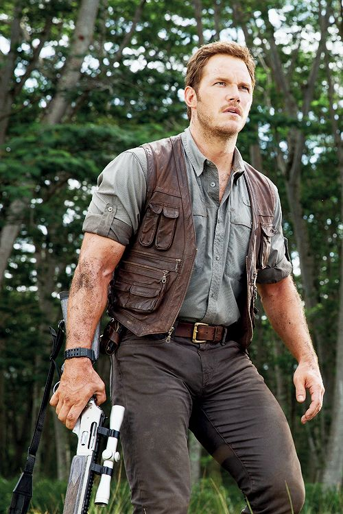 Chris Pratt / Jurassic World