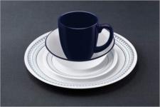 #Corelle Folk Stitch dinnerware