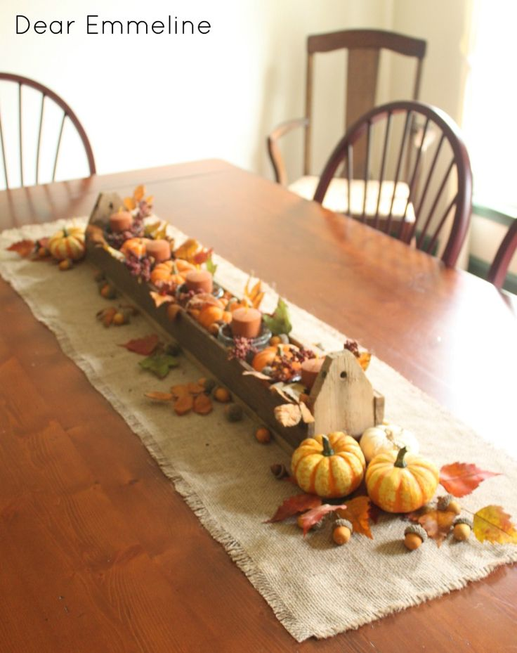 Dear emmeline mom 39 s fall home tour fall decor pinterest thanksgiving - Fall decor trends five tips to spruce up your homes ...
