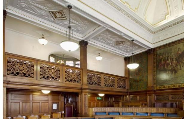 Blackpool Town Hall | Chelsom Limited