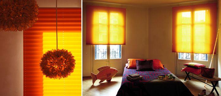 Cortinas plisadas | Cortina plisada Bandalux | Mallorca Blinds