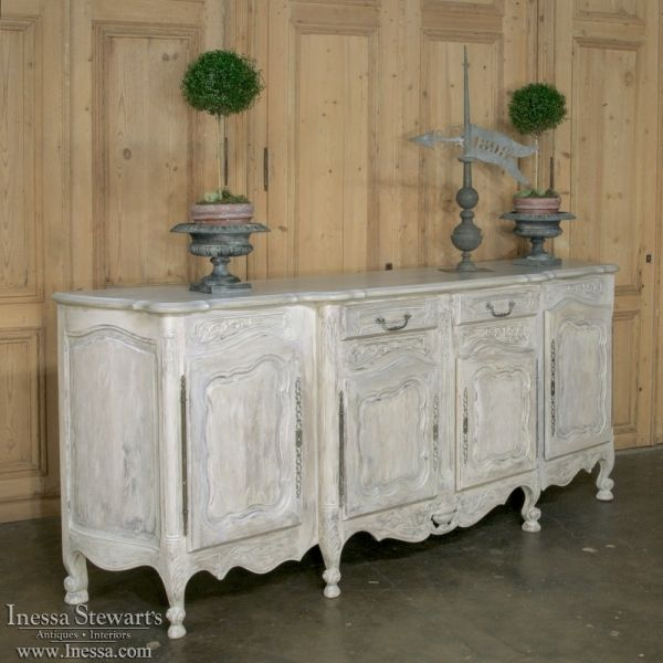 Country French Antiques   Country French Walnut Painted Buffet    www.inessa.com - 676 Best French Country Antiques Images On Pinterest Antique