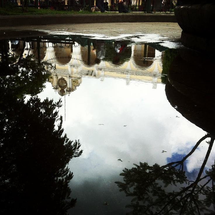 Reflejos de Antigua Giatemala
