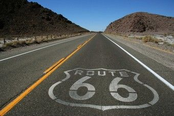 Go see the route 66 museum in Ash Fork, AZ | La Route 66 - COLLEGE EDGAR FAURE VALDAHON