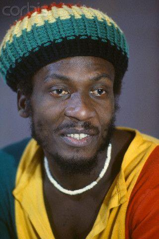 Jamaican Reggae Singer Jimmy Cliff.....