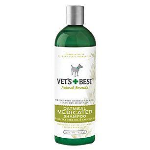 Vet's Best Oatmeal Medicated Dog Shampoo 16oz, Multicolor