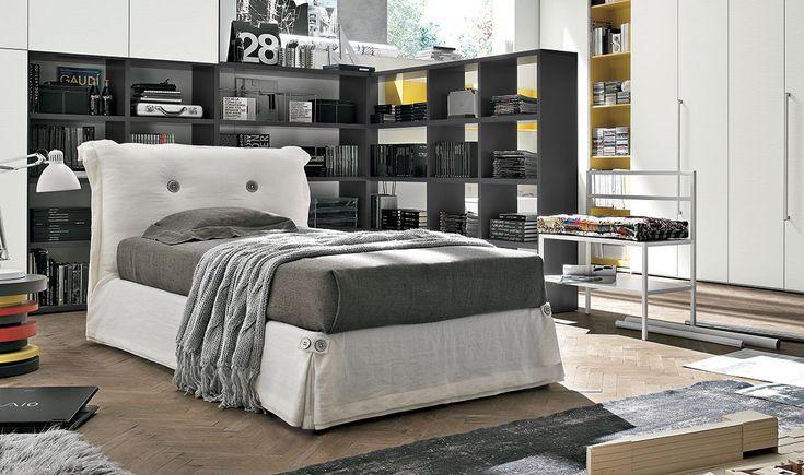 #letto per camerette modello Amami | gruppotomasella.it