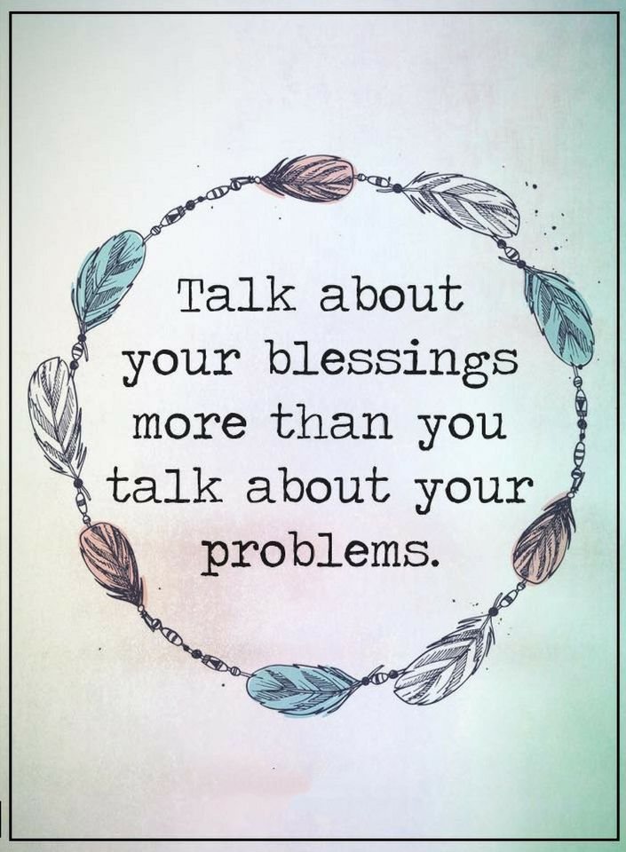 Quotes Whatever you talk about you attract in your life, So watch what you talk and think about.