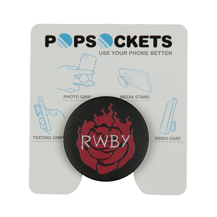 Rwby Popsocket Tech Popsockets Rwby Phone