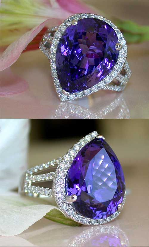 Tanzanite Rings Add A Touch Of Class Words The O Jays