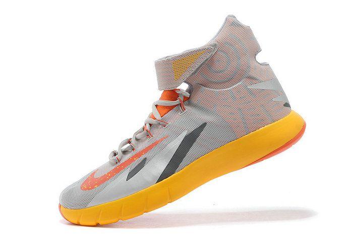 Nike HyperRev 2017 Amazing Nike Zoom Hyperrev KYRIE IRVING Wolf Grey Team Orange Cool Grey