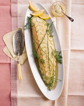 """See the """"Whole Poached Salmon"""" in our  gallery"""