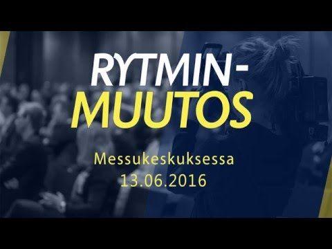 Tervetuloa Rytminmuutokseen 13.6.2016! - YouTube